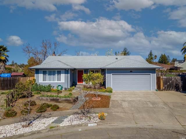 2371 Millay Court, Santa Rosa, CA 95401 (#321014424) :: HomShip