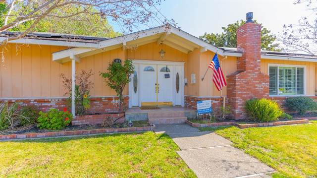 411 Edgewood Drive, Vacaville, CA 95688 (#321015669) :: The Lucas Group