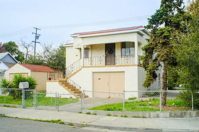 1146 Kentucky Street, Vallejo, CA 94590 (#321014325) :: RE/MAX GOLD
