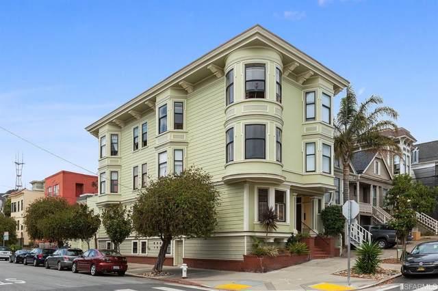 1046 Sanchez Street, San Francisco, CA 94114 (#421526083) :: Rapisarda Real Estate