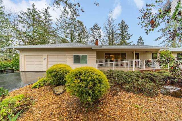 160 White Cottage Road N, Angwin, CA 94508 (#321009489) :: Rapisarda Real Estate