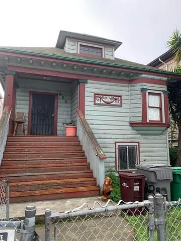 825 Mead Avenue, Oakland, CA 94607 (#321016806) :: Hiraeth Homes
