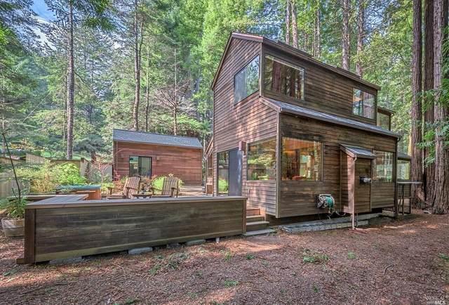 36419 E Ridge Road, The Sea Ranch, CA 95497 (#321012395) :: Hiraeth Homes