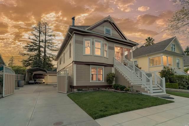 541 Madison Street, Napa, CA 94559 (#321016897) :: Golden Gate Sotheby's International Realty