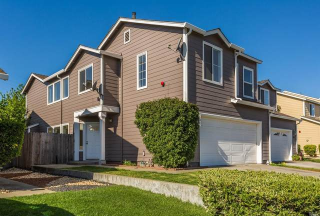 279 Clearpointe Drive, Vallejo, CA 94591 (#321018301) :: The Lucas Group
