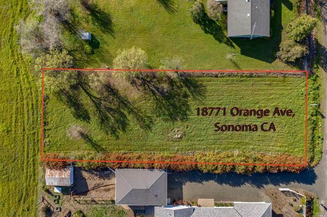 18771 Orange Avenue, Sonoma, CA 95476 (#321016738) :: Lisa Perotti | Corcoran Global Living