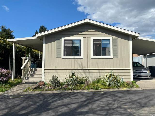 541 Mason Street #12, Healdsburg, CA 95448 (#321018187) :: Rapisarda Real Estate