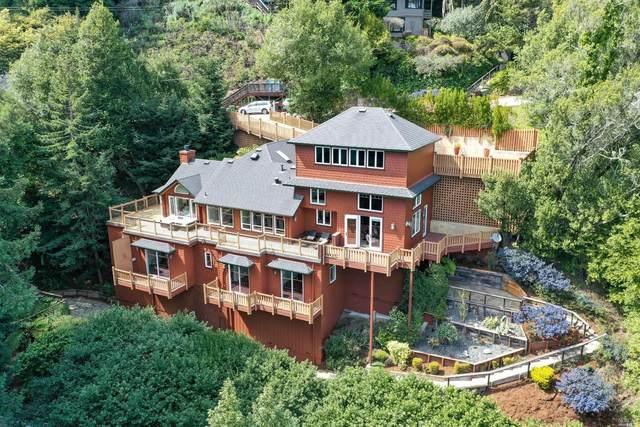 580 Edgewood Avenue, Mill Valley, CA 94941 (#321017787) :: Lisa Perotti | Corcoran Global Living