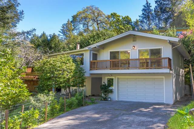 124 Briar Road, Kentfield, CA 94904 (#321017705) :: Rapisarda Real Estate