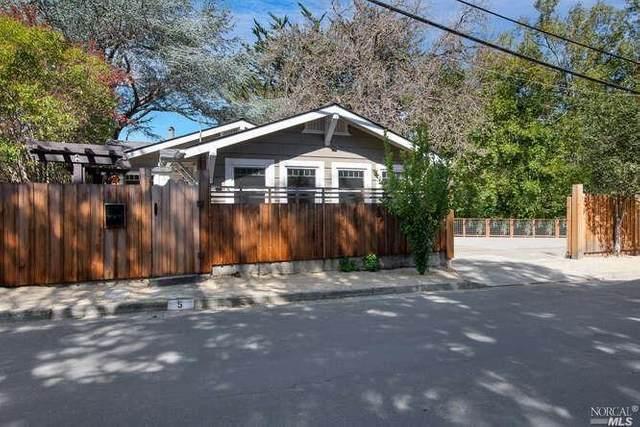 5 Caletta Avenue, San Anselmo, CA 94960 (#321019120) :: Rapisarda Real Estate