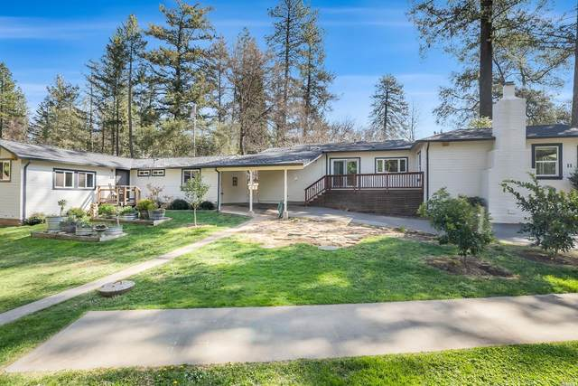 11 Lukens Place, Angwin, CA 94508 (#321019263) :: The Abramowicz Group