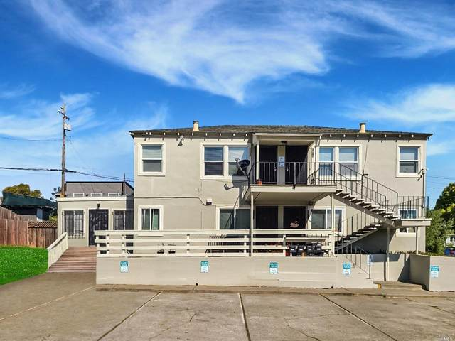 1007 Grant Street, Vallejo, CA 94590 (#321019117) :: The Abramowicz Group