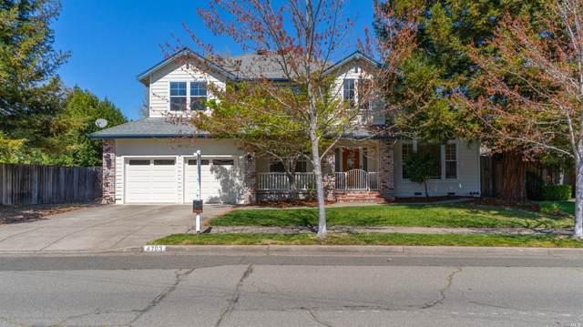 4703 Stonehedge Drive, Santa Rosa, CA 95405 (#321019988) :: Intero Real Estate Services