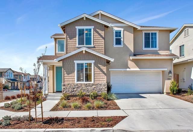 1603 Periwinkle Street, Santa Rosa, CA 95403 (#321019938) :: Hiraeth Homes