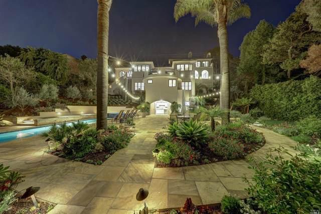 5070 Paradise Drive, Tiburon, CA 94920 (#321020606) :: Rapisarda Real Estate