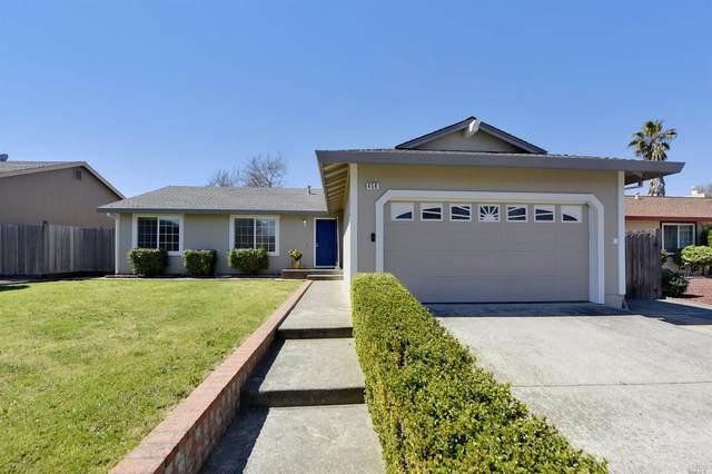 459 Jose Ramon Avenue, Santa Rosa, CA 95401 (#321020009) :: Rapisarda Real Estate