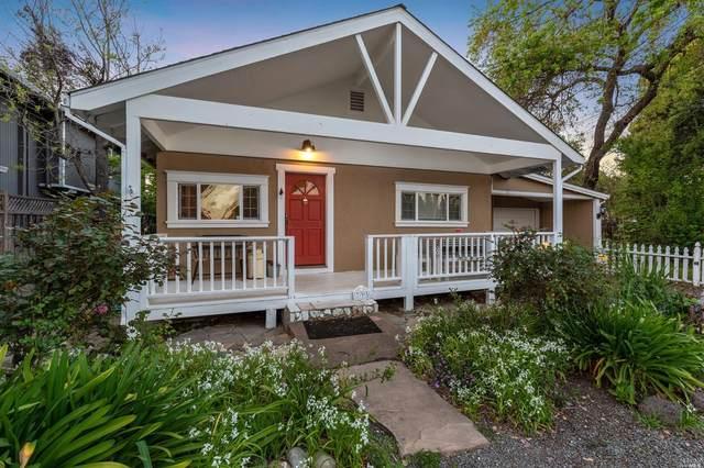 795 Center Street, Sonoma, CA 95476 (#321020783) :: Lisa Perotti | Corcoran Global Living