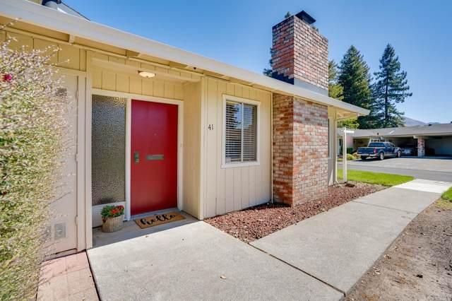 41 Aspen Meadows Circle, Santa Rosa, CA 95409 (#321016588) :: Intero Real Estate Services
