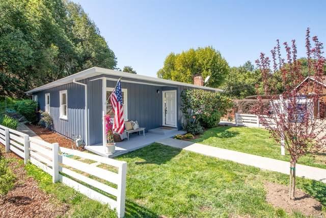 14 Berkeley Avenue, San Anselmo, CA 94960 (#321017211) :: Rapisarda Real Estate