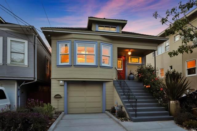 5137 Miles Avenue, Oakland, CA 94618 (#321020425) :: The Lucas Group