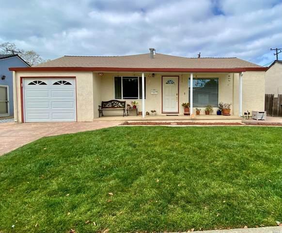 745 Cherrywood Street, Vallejo, CA 94591 (#321021630) :: The Lucas Group