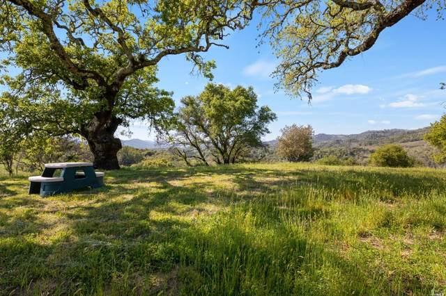 14625 Coyote Ridge Road, Geyserville, CA 95441 (#321021250) :: Hiraeth Homes