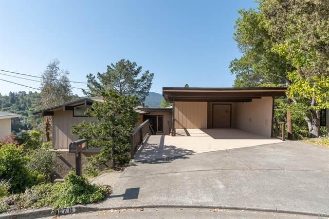 76 Longwood Drive, San Anselmo, CA 94901 (#321015586) :: Rapisarda Real Estate