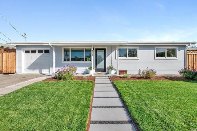 216 Jeffrey Drive, Petaluma, CA 94954 (#321021795) :: The Lucas Group