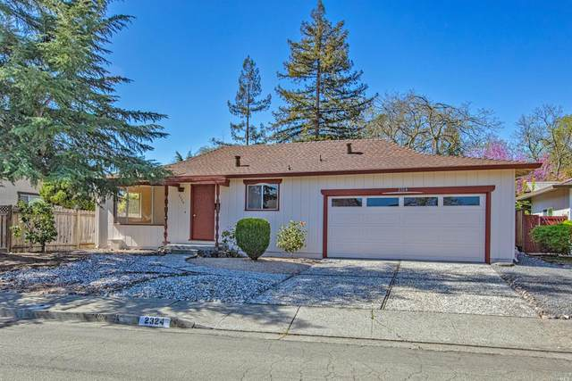 2324 Stonegate Court, Santa Rosa, CA 95409 (#321022096) :: Golden Gate Sotheby's International Realty