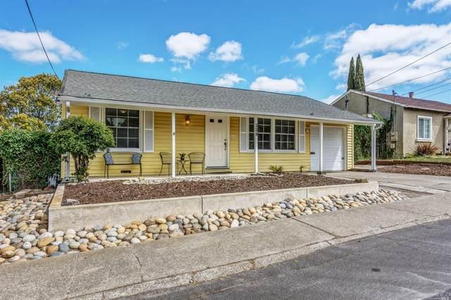 229 Hillcrest, Benicia, CA 94510 (#321022179) :: Rapisarda Real Estate