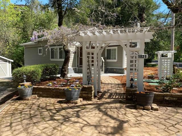 1821 Adobe Canyon, Kenwood, CA 95452 (#321022203) :: RE/MAX GOLD
