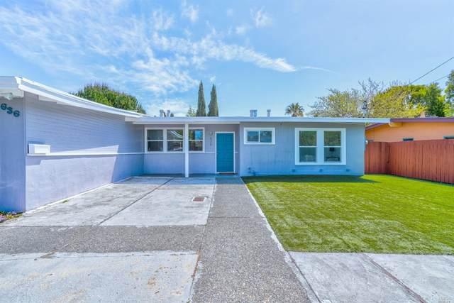 636 Galerita Way, San Rafael, CA 94903 (#321021500) :: Team O'Brien Real Estate