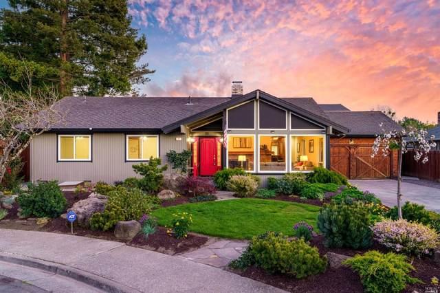 18 El Prado Court, Santa Rosa, CA 95405 (#321021974) :: Rapisarda Real Estate