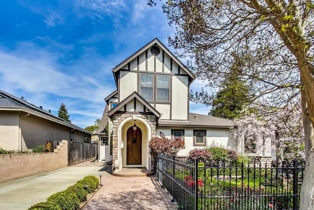 545 E K Street, Benicia, CA 94510 (#321021741) :: Rapisarda Real Estate