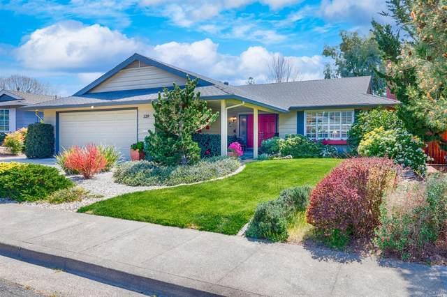339 Belhaven Circle, Santa Rosa, CA 95409 (#321022318) :: Hiraeth Homes