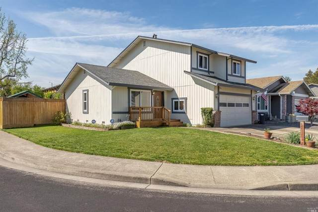 1533 Garfield Court, Rohnert Park, CA 94928 (#321022790) :: Rapisarda Real Estate