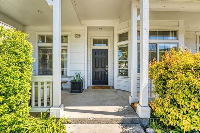 1702 Canyon Run, Healdsburg, CA 95448 (#321022279) :: Rapisarda Real Estate