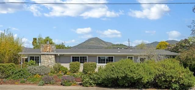8845 Mission Drive, Kenwood, CA 95452 (#321019413) :: Golden Gate Sotheby's International Realty