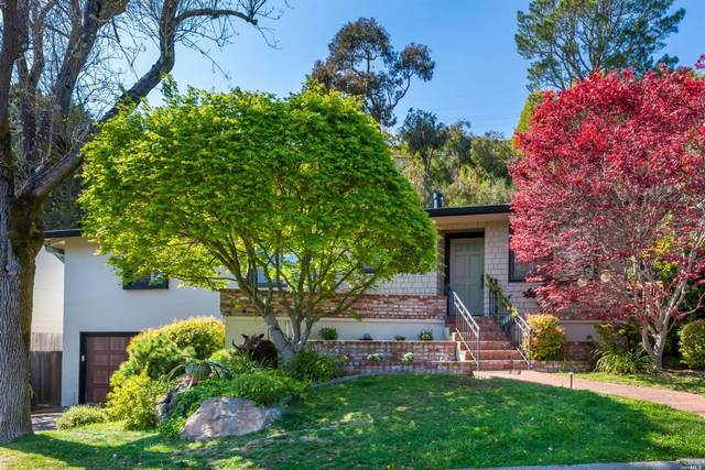 75 Corte Cayuga, Greenbrae, CA 94904 (#321022959) :: Golden Gate Sotheby's International Realty