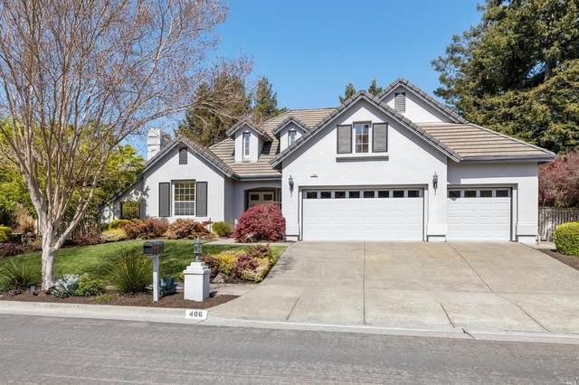 406 Barons Way, Petaluma, CA 94954 (#321022088) :: HomShip