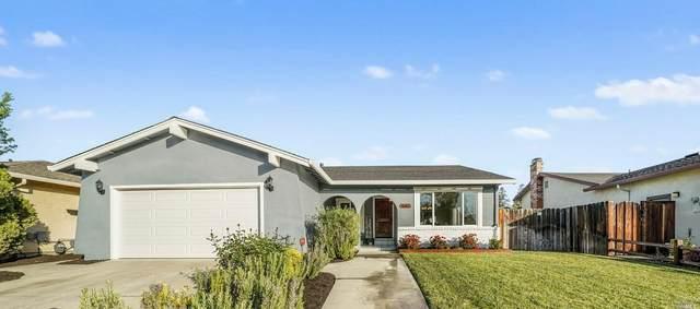 1087 Fox Meadow Way, Concord, CA 94518 (#321022212) :: Hiraeth Homes