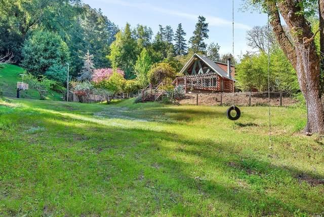 18955 King Ridge Road, Cazadero, CA 95421 (#321022878) :: Hiraeth Homes