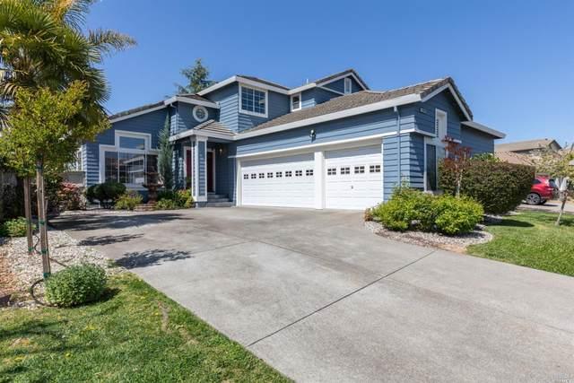 1869 Rainier Circle, Petaluma, CA 94954 (#321022885) :: Hiraeth Homes