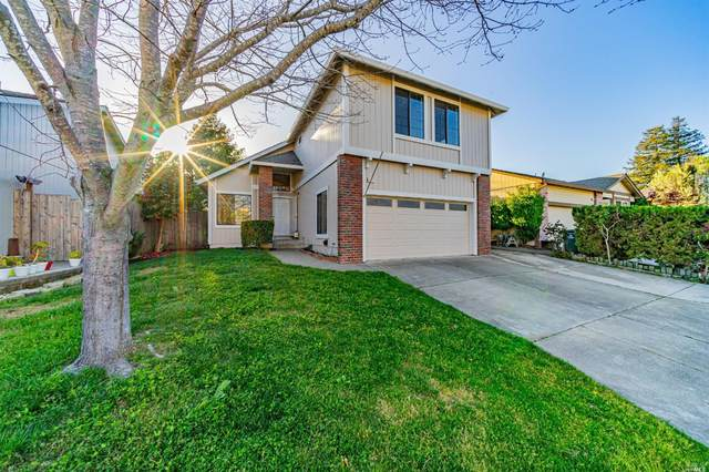 1115 Noyo Place, Santa Rosa, CA 95401 (#321019649) :: Hiraeth Homes