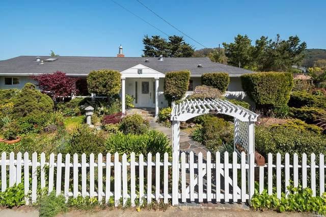311 Ross Drive, Mill Valley, CA 94941 (#321014394) :: Lisa Perotti | Corcoran Global Living