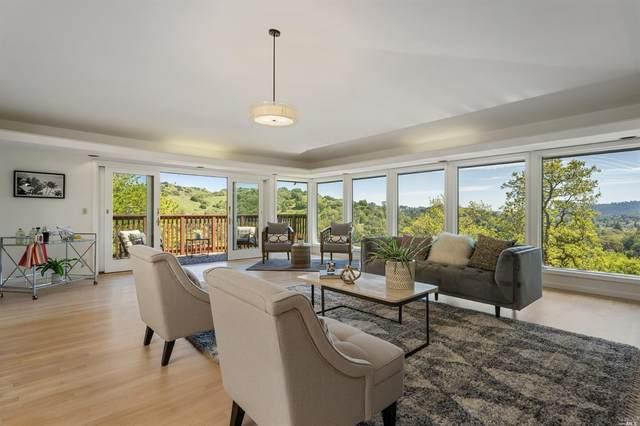 48 Woodside Drive, San Anselmo, CA 94960 (#321023210) :: Rapisarda Real Estate