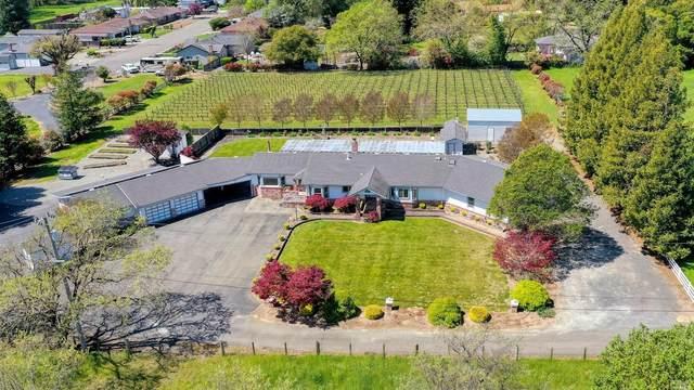 4921 Arcadia Lane, Santa Rosa, CA 95401 (#321020833) :: Hiraeth Homes