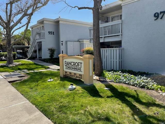 945 Bancroft Road #119, Concord, CA 94519 (#321021909) :: Lisa Perotti | Corcoran Global Living