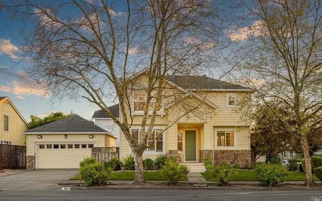 783 Riesling Road, Petaluma, CA 94954 (#321024071) :: HomShip