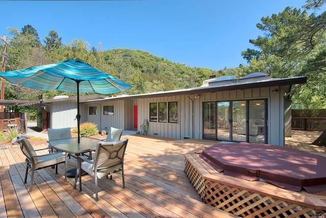 591 Cascade Drive, Fairfax, CA 94930 (#321019966) :: Corcoran Global Living